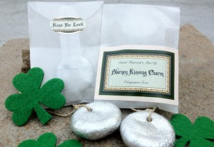 Blarney Stone Craft 300x206 Party Simplicity Saint Patricks Day Wedding Celebrations