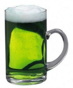Green Beer 250x300 Party Simplicity Saint Patricks Day Wedding Celebrations