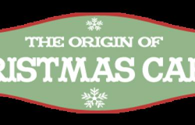 The Origin of Christmas Cards