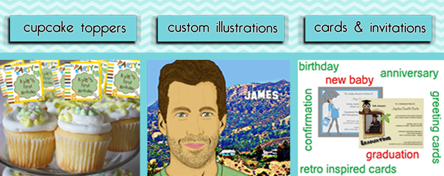 Custom Illustrations and Cartoon Art