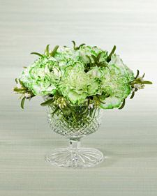 colorcarnations Party Simplicity Saint Patricks Day Wedding Celebrations
