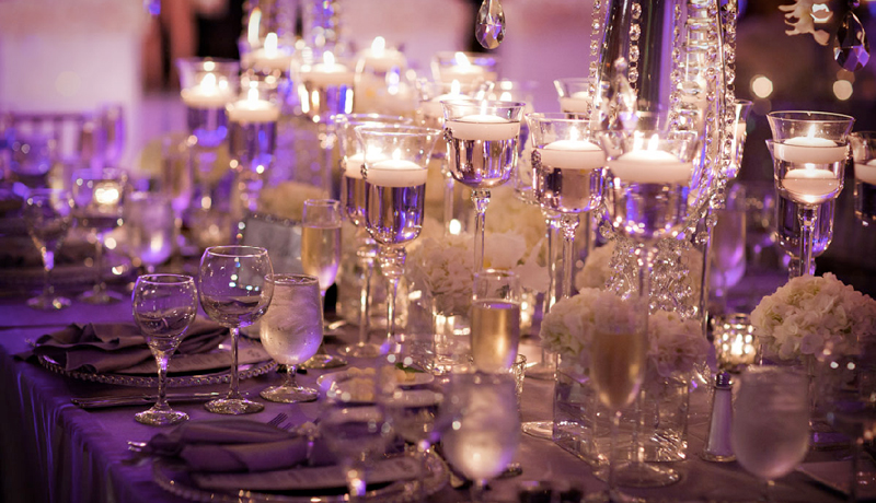 Party simplicity purple spring wedding ideas and