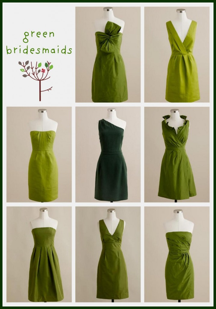 green 3 718x1024 Party Simplicity Saint Patricks Day Wedding Celebrations
