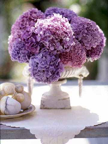 Party Simplicity 2013 Purple Spring Wedding Ideas And