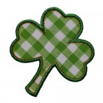 plaidshamrock 150x150 Party Simplicity Saint Patricks Day Wedding Celebrations