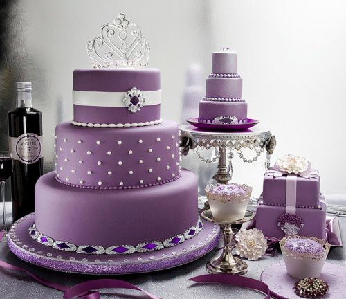Purple Weddings Ideas: Party Simplicity 2013 Purple Spring Wedding Ideas And