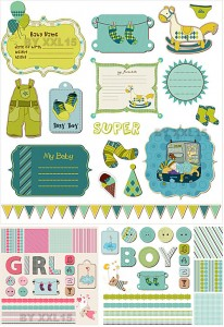 Party Simplicity Baby Shower Trends for 2013 : Gender Reveal, Manshowers, and More