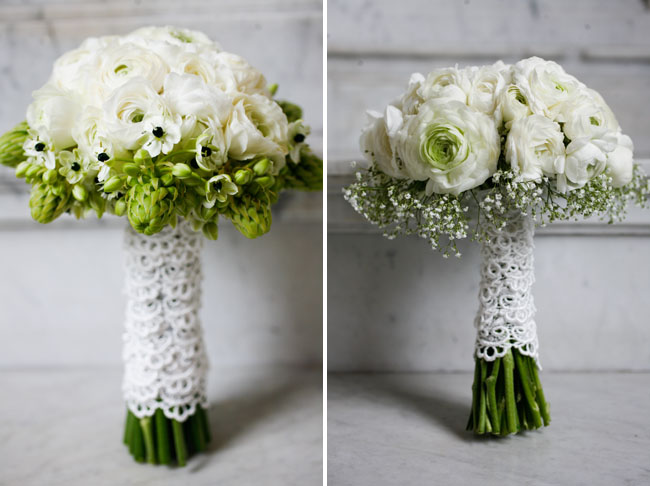 Bouquets Party Simplicity Saint Patricks Day Wedding Celebrations