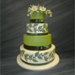 Green Cake3 150x150 Party Simplicity Saint Patricks Day Wedding Celebrations