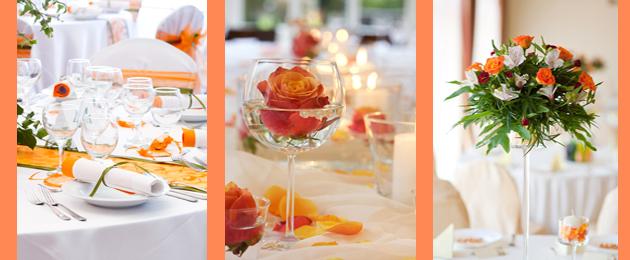 Wedding decoration ideas orange indian wedding reception decor wedding decoration ideas orange party simplicity inspired orange wedding trends junglespirit Choice Image