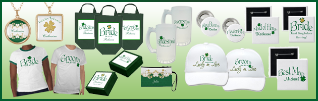 Wedding Party Gifts Blog Party Simplicity Saint Patricks Day Wedding Celebrations