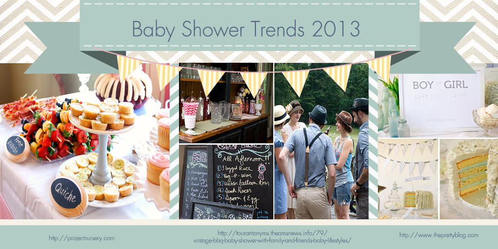 blog image feature baby Party Simplicity Baby Shower Trends for 2013 : Gender Reveal, Manshowers, and More