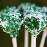 cake pops made from green velvet cake 500x5001 150x150 Party Simplicity Saint Patricks Day Wedding Celebrations