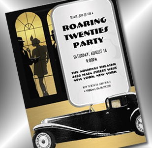 roaring 20s papermill v2 Party Simplicity Roaring 20s Party Theme Ideas