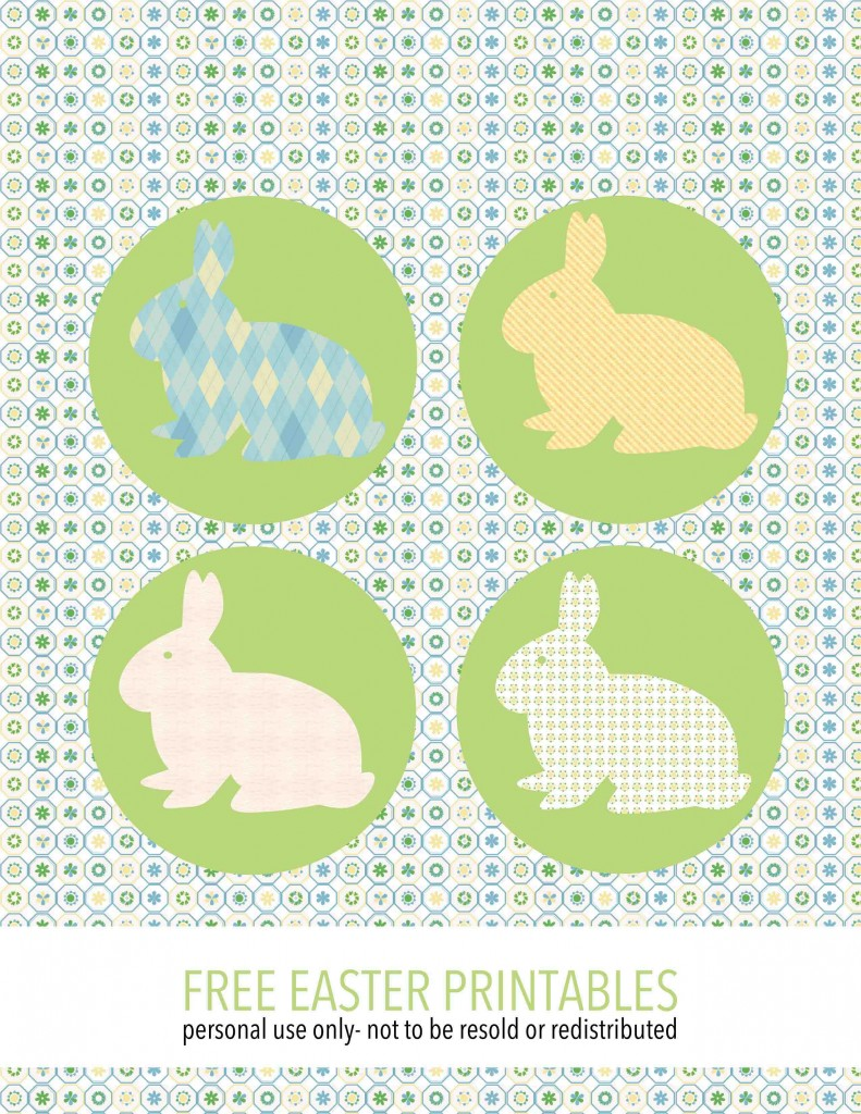 Easter bunny free printables 2 791x1024 Party Simplicity Free Easter Printables Kids Coloring Pages and More