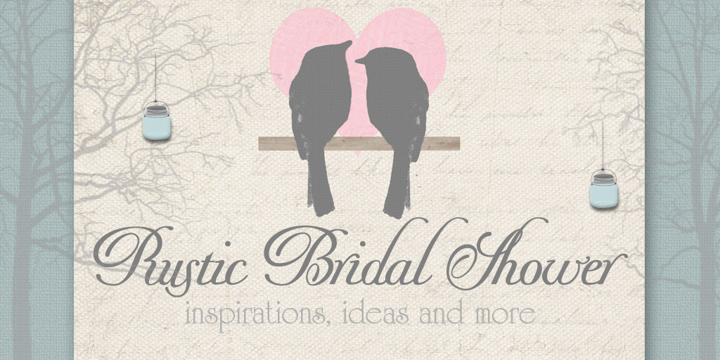 Rustic Bridal Shower Trends
