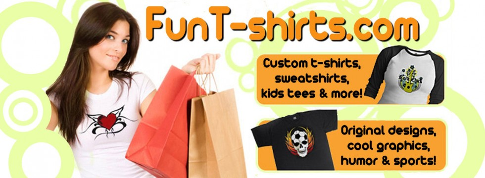 Fun T-shirts and Unique Gifts