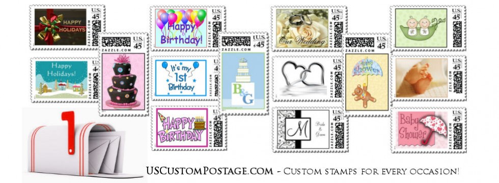 US Custom Postage