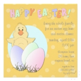 lil chick easter egg hunt invitation r7b6381db4b4b451ca3e7840bc19cda0e 8dnmv 8byvr 165 Party Simplicity Free Easter Printables Kids Coloring Pages and More