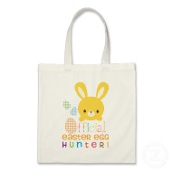official easter egg hunter tote bags p149765719534627097en84f 190 Party Simplicity Free Easter Printables Kids Coloring Pages and More