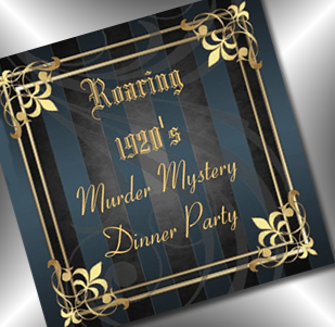 roaring 20s inspirededge Party Simplicity Roaring 20s Party Theme Ideas