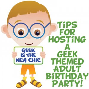geek birthday party header 300x300 Party Simplicity Tips for Throwing a Geek Themed Birthday Party