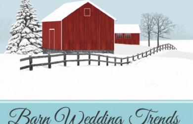 barn wedding invitations for rustic wedding