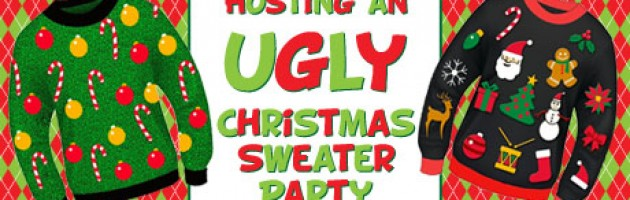Party Simplicity Christmas – Ugly Christmas Sweater Party Invitations Free