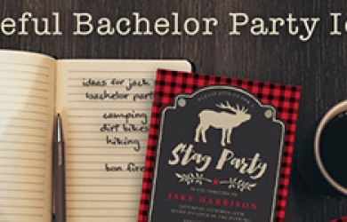 Tasteful Bachelor Party Ideas